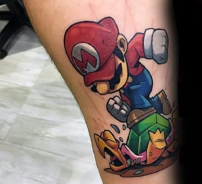 49 Cute Cartoon Style Tattoo Designs For Women Topofstyle Blog Browse all of our cartoon tattoo pictures and ideas below. 49 cute cartoon style tattoo designs