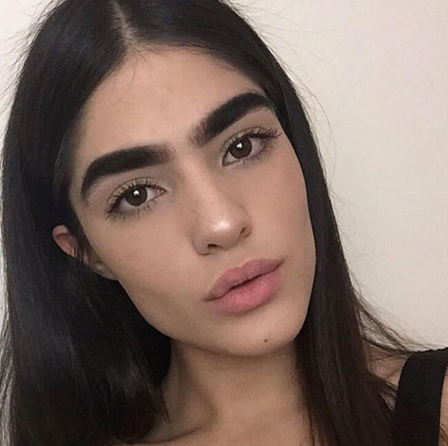 15 WTF Beauty Trends Look Pretty Bad But Crazy Bitches Do