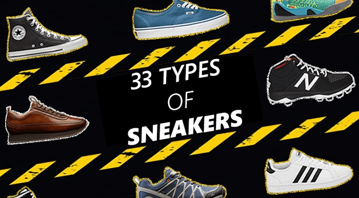 33 Types Of Sneakers Design Names Pictures Topofstyle Blog