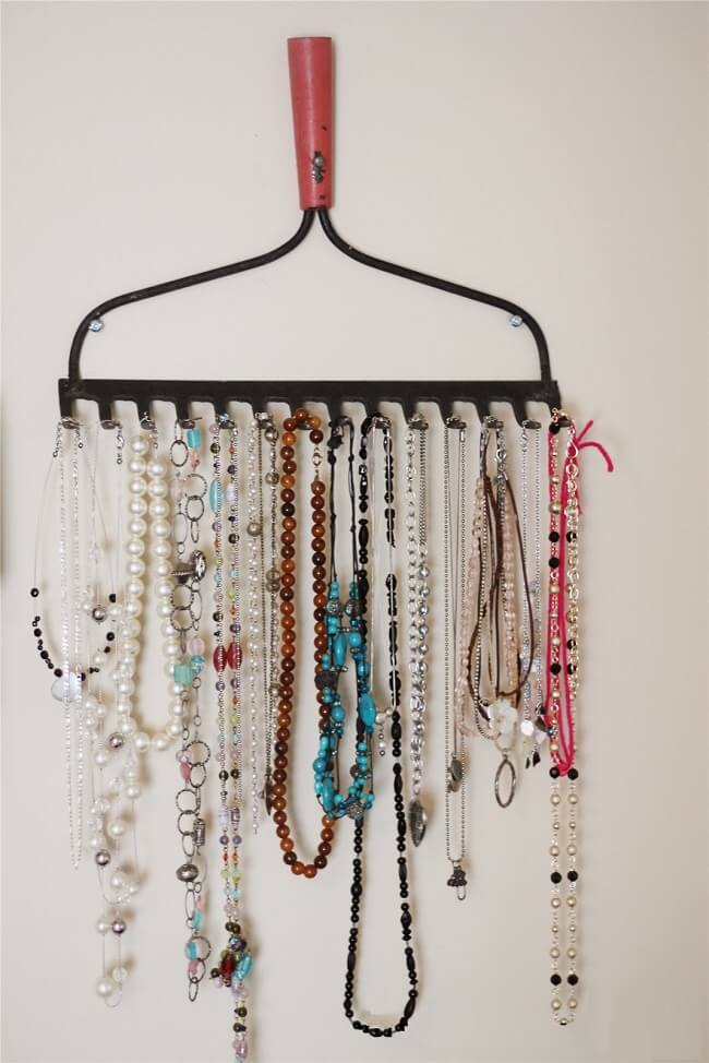 45 Diy Jewellery Storage Hacks To Save Space Smartly Topofstyle Blog