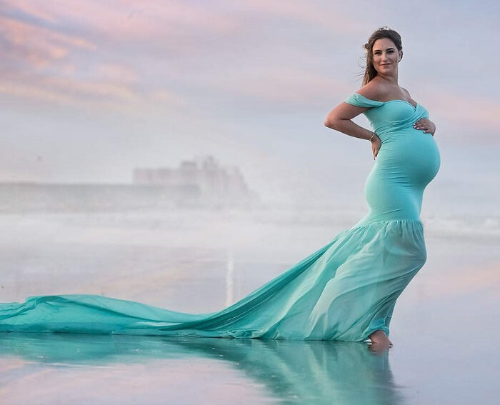 20 Best Maternity Photoshoot Dresses On Amazon Topofstyle Blog