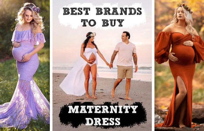 Best Maternity Dresses for Baby Shower Photoshoot on Amazon