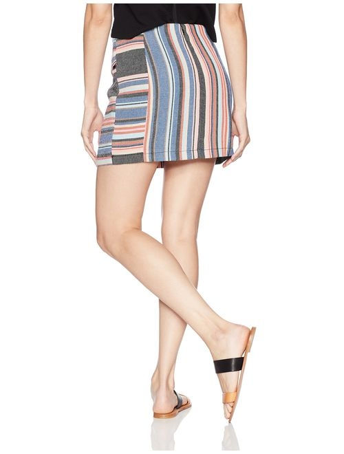 GUESS Women's Silas Mini Skirt