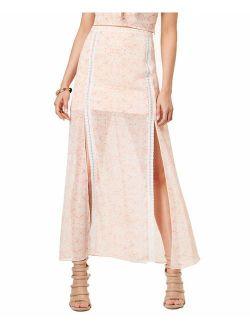 Women's Malai Slit Maxi Skirt