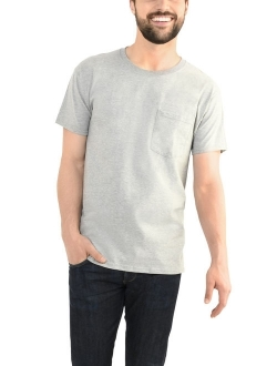 Mens Dual Defense Upf Pocket T Shirt, Available Up To Sizes 4x