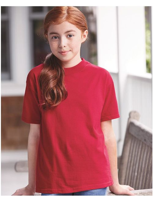 Hanes T-Shirts Beefy-T Youth T-Shirt