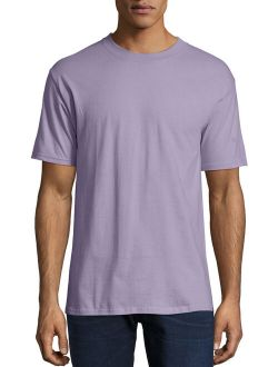 Men's Beefy-t Crew Neck Short Sleeve T-shirt, Up To 6xl
