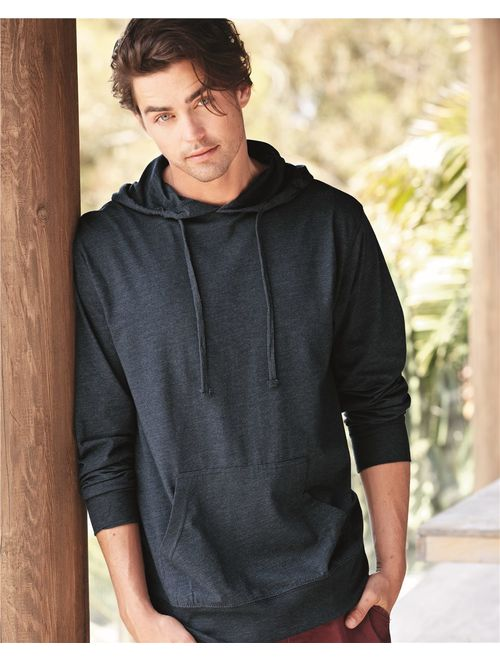 Independent Trading Co. Lightweight Hooded Pullover T-Shirt