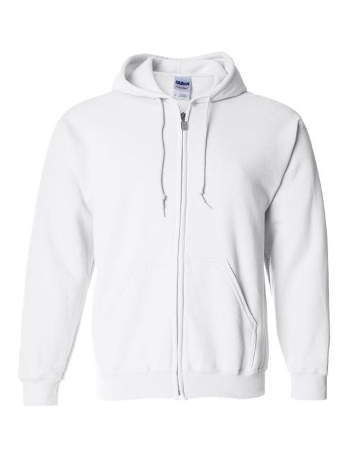Fleece Heavy Blend Full-Zip Hooded Sweatshirt