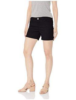 Women's Regular Fit Chino Short