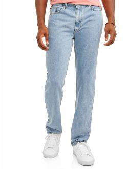 Men's Regular Straight Fit Jeans