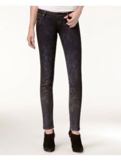 Women's Denim Skinny Ultra Low Jeans Size 27