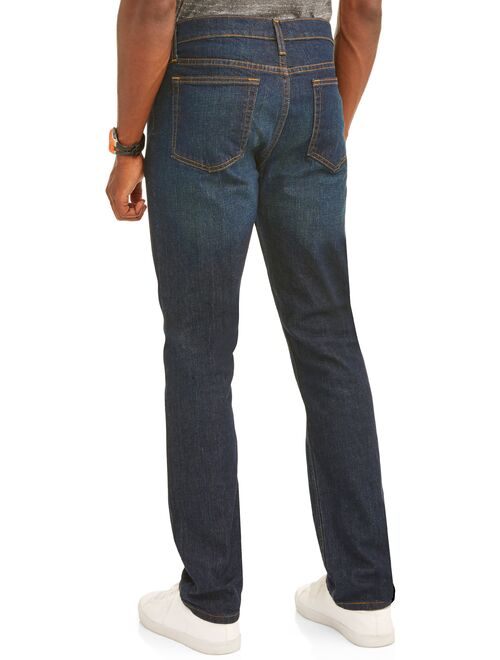 George Men's Straight Fit Jean