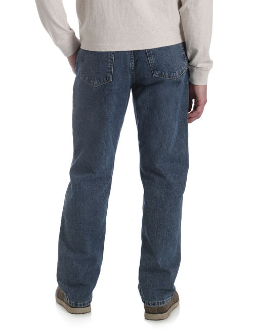 Wrangler Men's Relaxed Fit Jeans