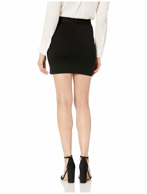 GUESS Women's Bianca Embroidered Skirt