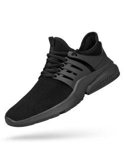 Feetmat Men's Non Slip Mesh Balenciaga Look Lightweight Breathable Athletic Running Walking Tennis Shoes
