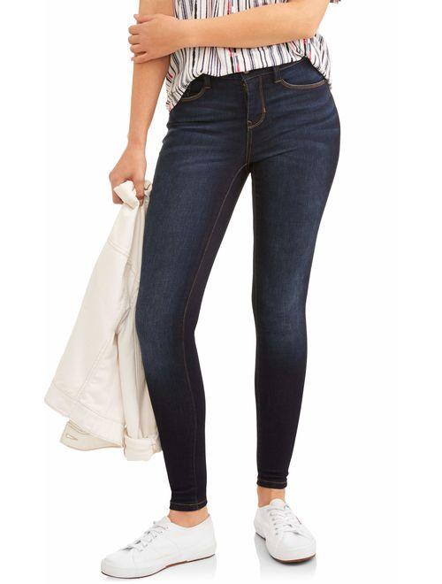 Time and Tru Women's Core Super Skinny Jean