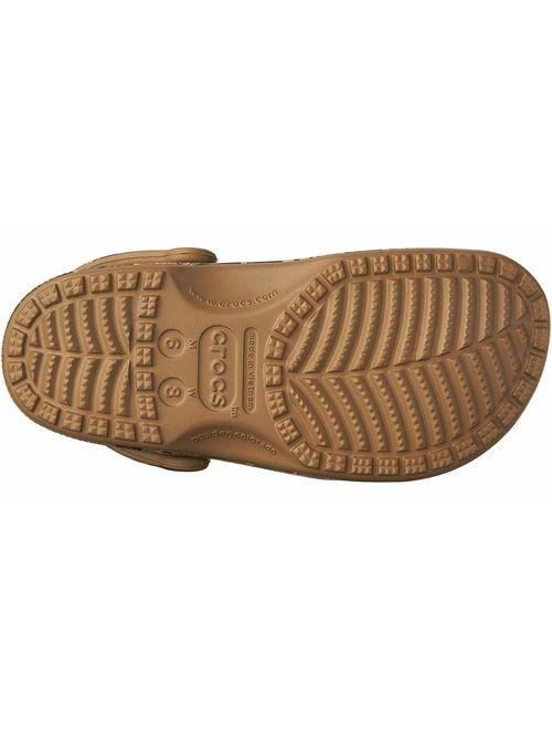 Crocs Men's and Women's Classic Realtree Clog