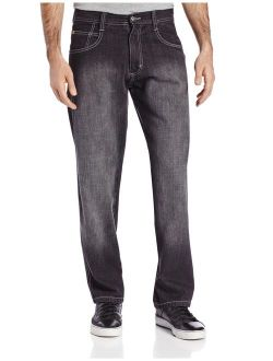 Men's Relaxed Fit Core Jeans