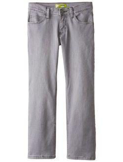 Boys' Sport Straight Fit Knit Jeans