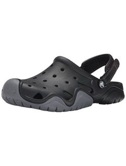 Men's Swiftwater Clog | Casual Lightweight Beach Or Water Shoe
