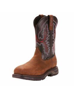 Work Men's Workhog Xt H2o Carbon Toe Western Boot