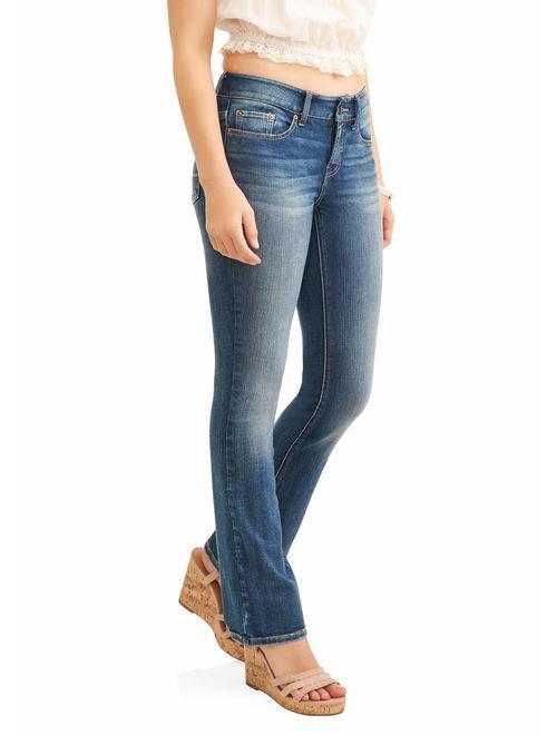 Time and Tru Women's Core Bootcut Jean