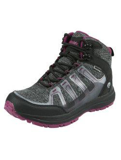 Womens Gamma Mid Waterproof Hiking Athletic Shoe