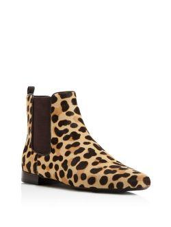 Orsay Calf-hair Chelsea Ankle Boot
