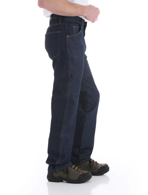Rustler Men's Regular Fit Bootcut Jean
