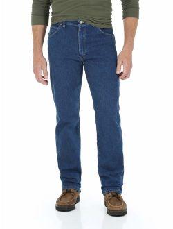 Men's Regular Fit Jean With Comfort Flex Waistband