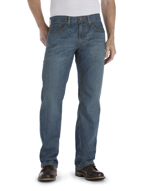 Signature by Levi Strauss & Co. Men's Relaxed Fit Jeans