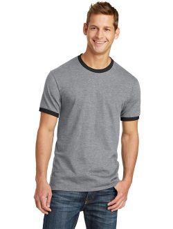 Port & Company Men's Classic Ringer T Shirt