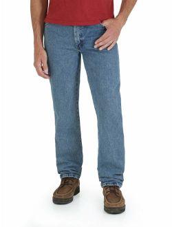 Big Men's Regular Fit Straight Leg Jeans