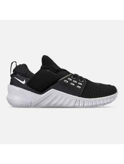 Free X Metcon 2 Training Shoes Men's Black - White Original New In Box 004