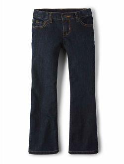 Bootcut Dark Wash Denim Jeans (little Girls, Big Girls & Big Girls Plus)