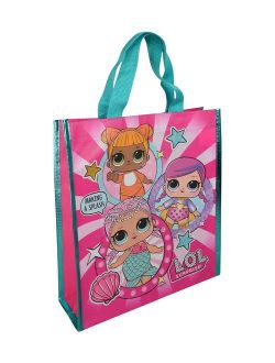 UPD LOL Surprise Medium Reuseable Shopping Tote Bag Novelty Character Accessories