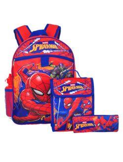 Spider-Man 5-Piece Backpack Set