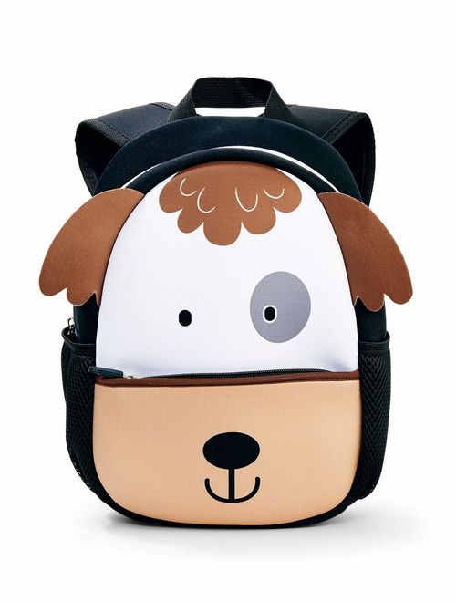 "Sammy & Jake 13"" Toddler Critter Neoprene Backpack"