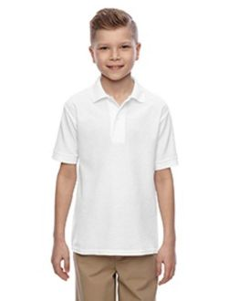 Jerzees Youth 5.3 oz. Easy Care Polo