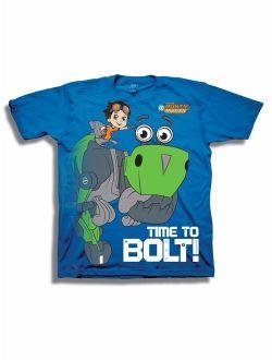 Short Sleeve Boys Graphic T-Shirt (Toddler Boys)
