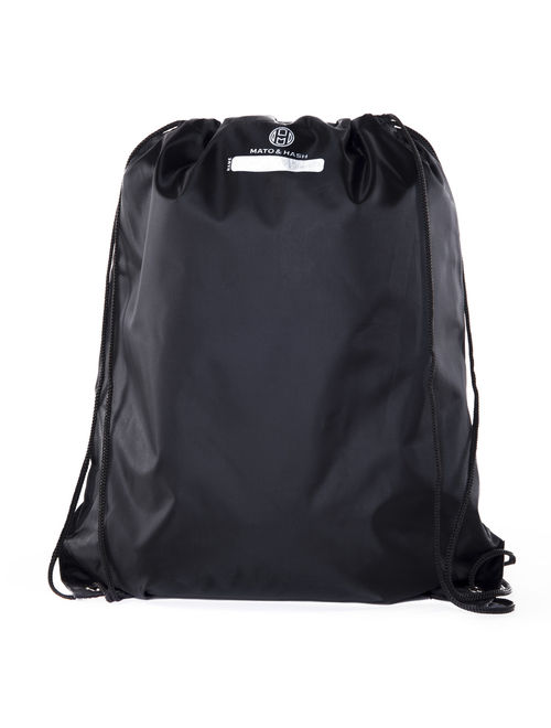 Mato & Hash Adult and Child Volleyball Drawstring Backpacks Bags