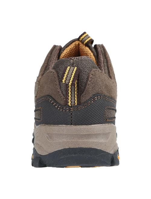 Northside Cheyenne Junior Kids Leather Hiking Shoe Little Kid/Big Kid Wide