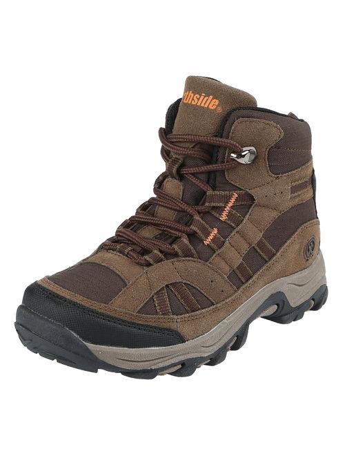 Northside Rampart Mid Leather Waterproof Hiking Boot Little Kid/Big Kid