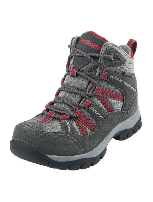 Northside Kids Freemont Leather Mid Waterproof Hiking Boot Little Kid Big Kid