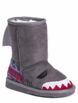 Kid's Finn Shark Boots