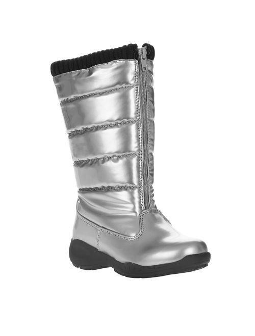 Girl's Puffy Winter Boot
