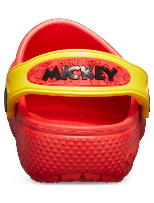 Crocs Unisex Child Fun Lab Mickey Clog