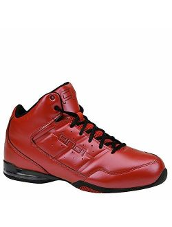 Basketball Sneakers Master Mid Varsity Red/black D1060mrrb And 1