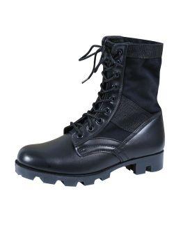 5081 Black G.i. Style Discount Jungle, Combat Boot